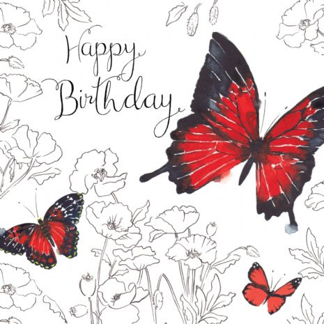 Gorgeous Birthday Cards. Birthday Card For Her. Female Birthday Card. Happy Birthday Cards. Twizler.